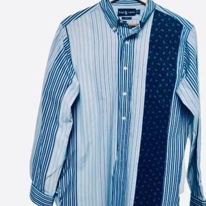 Ralph Lauren Blue Classic fit